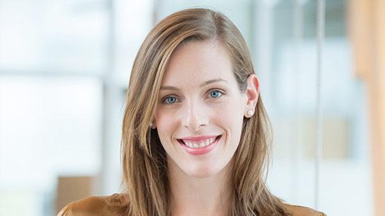 Allison Brennan, UBC Psychology Alumna.