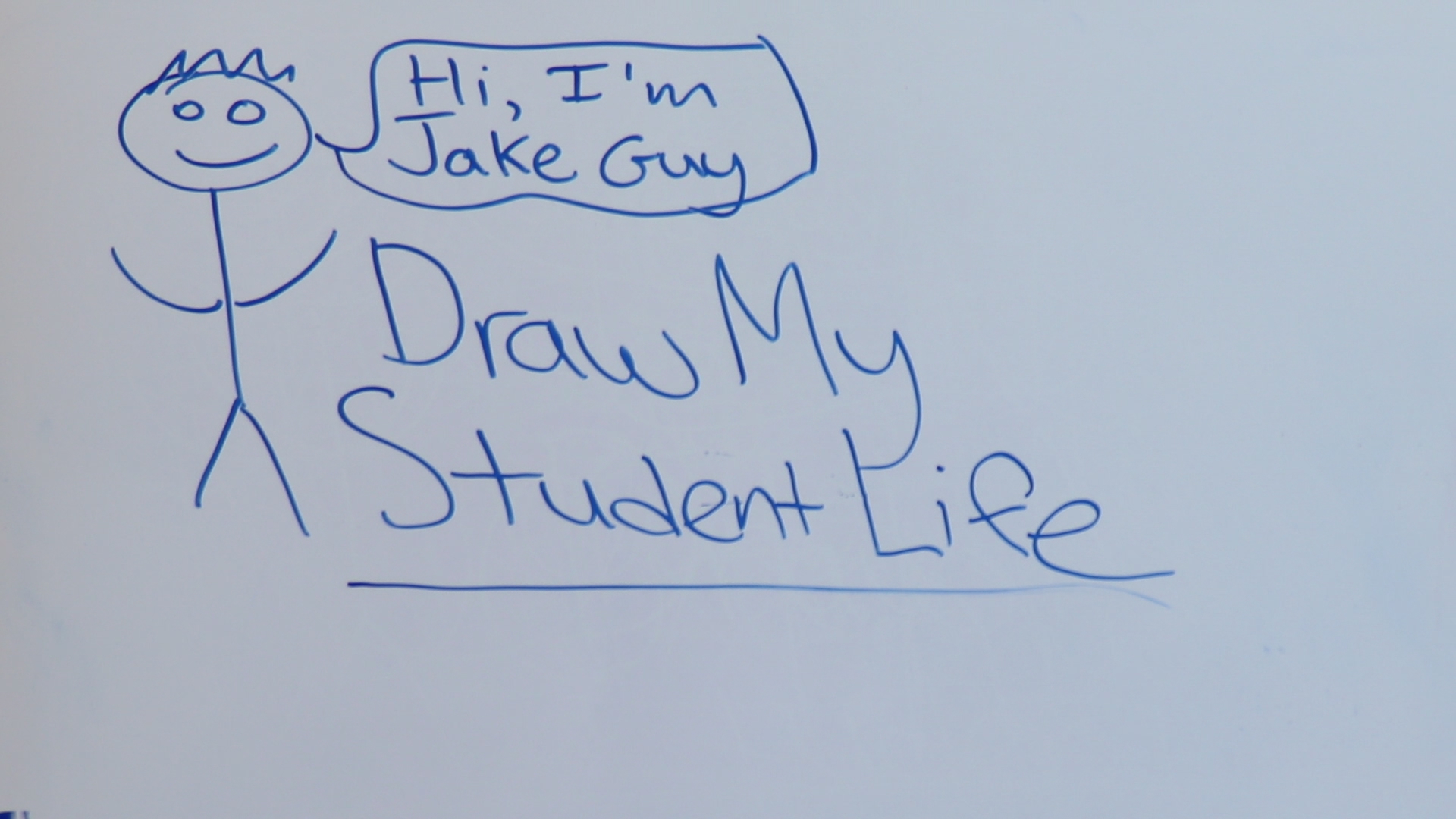 Draw My Life Video